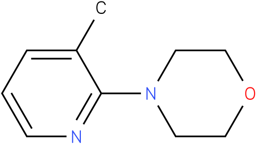 4-(3-methylpyridin-2-yl)morpholine