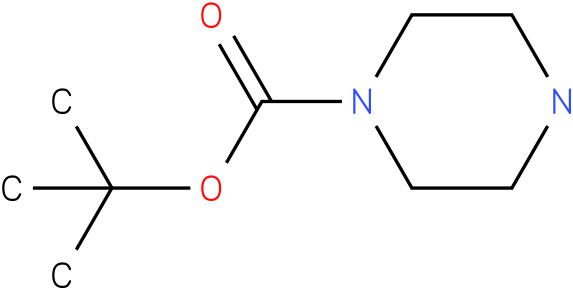 1-Piperazinecarboxylic acid, 1,1-dimethylethyl ester, acetate (1:1)
