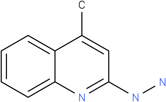 1-(4-methylquinolin-2-yl)hydrazine