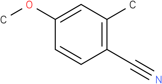 4-methoxy-2-methylbenzonitrile