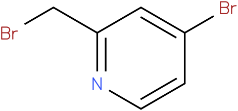 4-bromo-2-(bromomethyl)pyridine