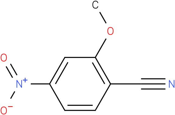 2-methoxy-4-nitrobenzonitrile