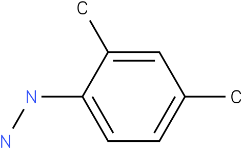 (2,4-dimethylphenyl)hydrazine