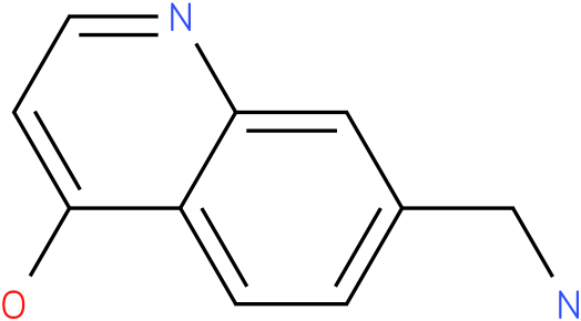 7-(aminomethyl)quinolin-4-ol