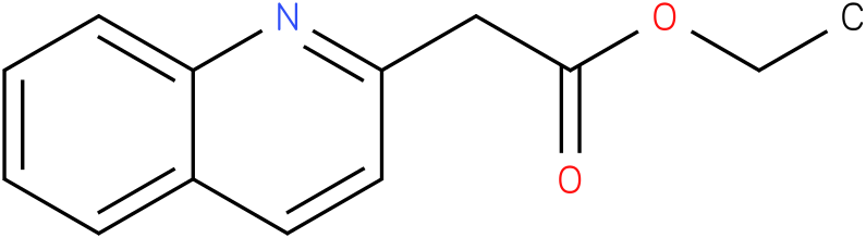 ethyl 2-(quinolin-2-yl)acetate