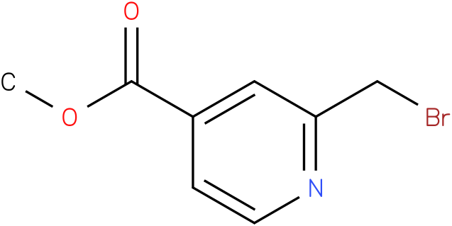 methyl 2-(bromomethyl)pyridine-4-carboxylate