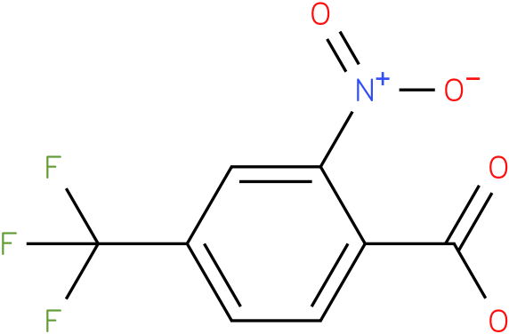 4-(trifluoromethyl)-2-nitrobenzoic acid
