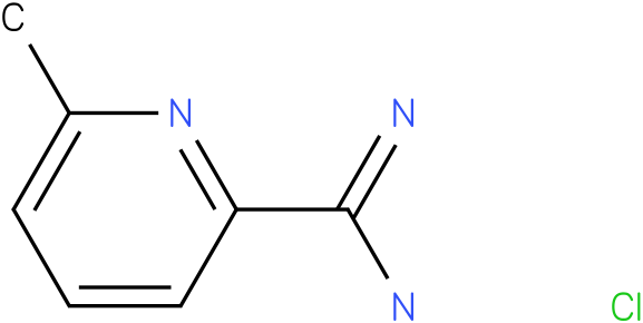 6-methylpyridine-2-carboxamidine
