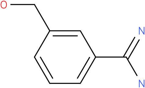 3-(hydroxymethyl)benzamidine