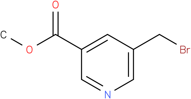 methyl 5-(bromomethyl)pyridine-3-carboxylate