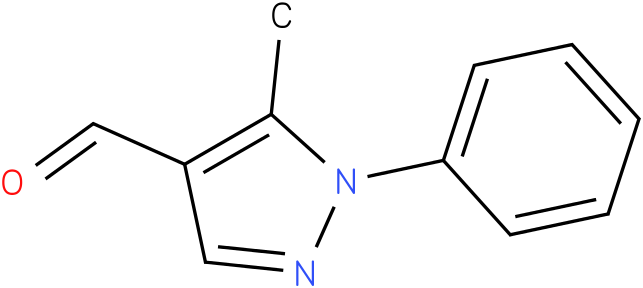 5-methyl-1-phenyl-1H-pyrazole-4-carbaldehyde
