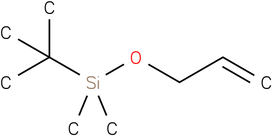 2-Propen-1-ol, 1-[(1,1-dimethylethyl)dimethylsilyl]-