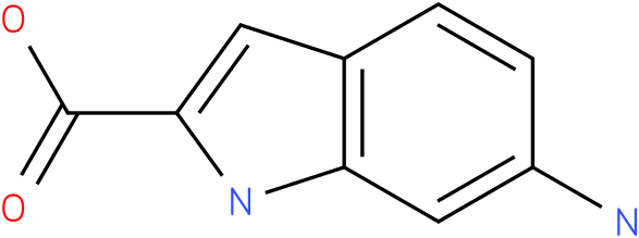 6-amino-1H-indole-2-carboxylic acid