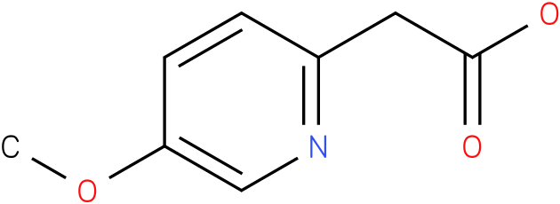 2-(5-Methoxypyridin-2-yl)acetic acid