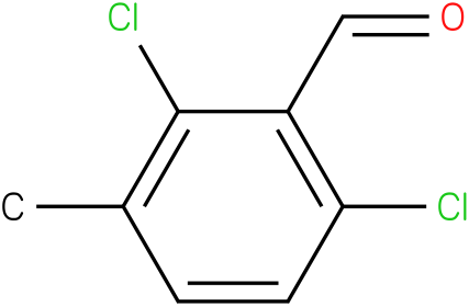 2,6-dichloro-3-methylbenzaldehyde