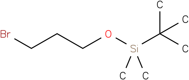 (3-BROMOPROPOXY)-TERT-BUTYLDIMETHYLSILANE