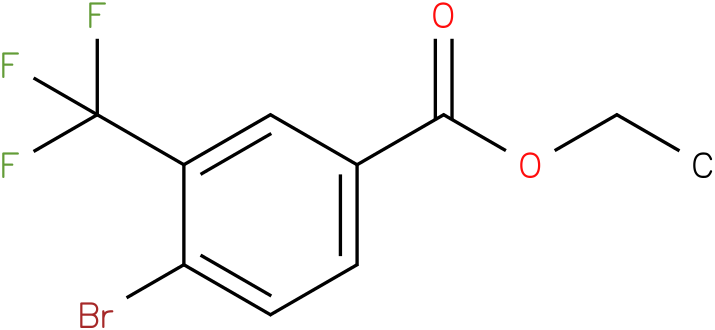 ethyl 4-bromo-3-(trifluoromethyl)benzoate