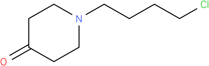 1-(4-chlorobutyl)piperidin-4-one
