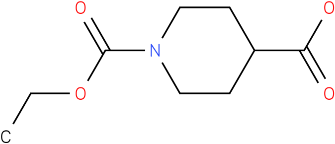 1-(ethoxycarbonyl)piperidine-4-carboxylic acid