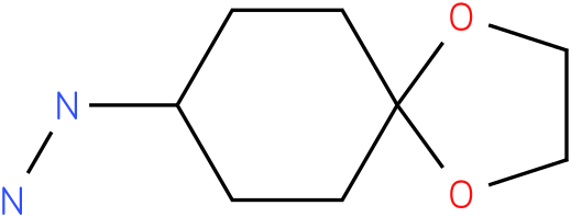 1-(ethylenedioxycyclohex-4-yl)hydrazine