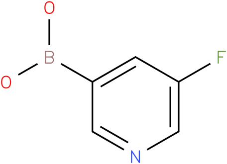 5-fluoropyridine-3-boronic acid