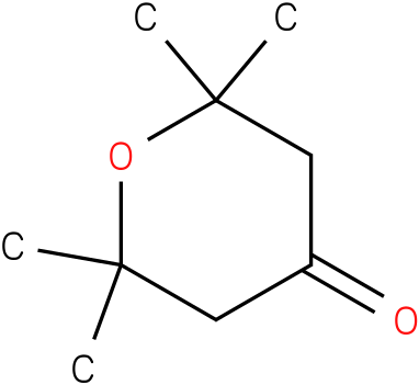 2,2,6,6-TETRAMETHYL-2H-3,5,6-TRIHYDROPYRAN-4-ONE