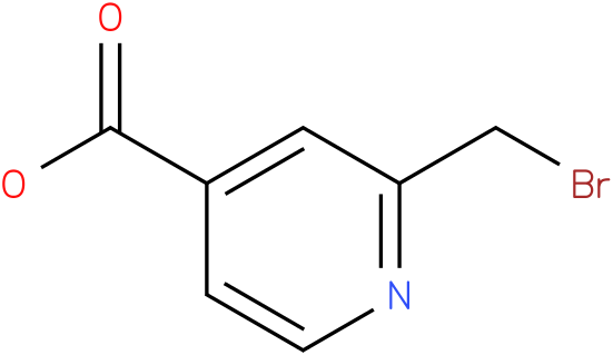 2-(bromomethyl)pyridine-4-carboxylic acid