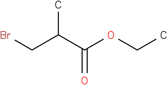 ethyl 3-bromo-2-methylpropionate
