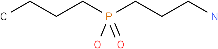 3-aminopropyl(butyl)phosphinic acid