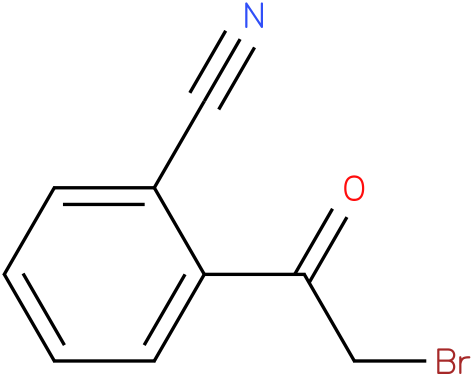 2-(2-Bromoacetyl)benzonitirle