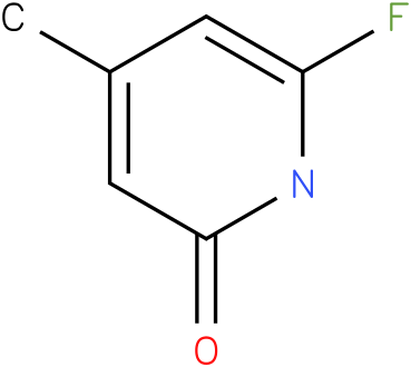 2-Fluoro-6-hydroxy-4-Methyl pyridine