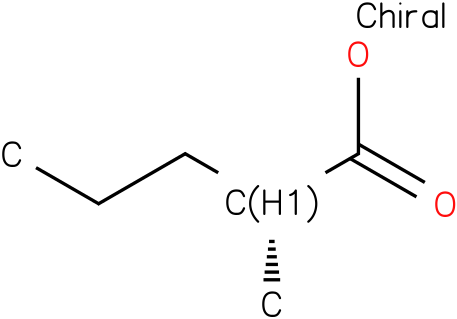 (R)-2-METHYLPENTANOIC ACID