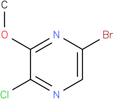 5-bromo-2-chloro-3-methoxy-pyrazine