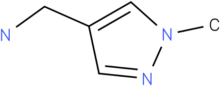 4-Aminomethyl-1-methylpyrazole