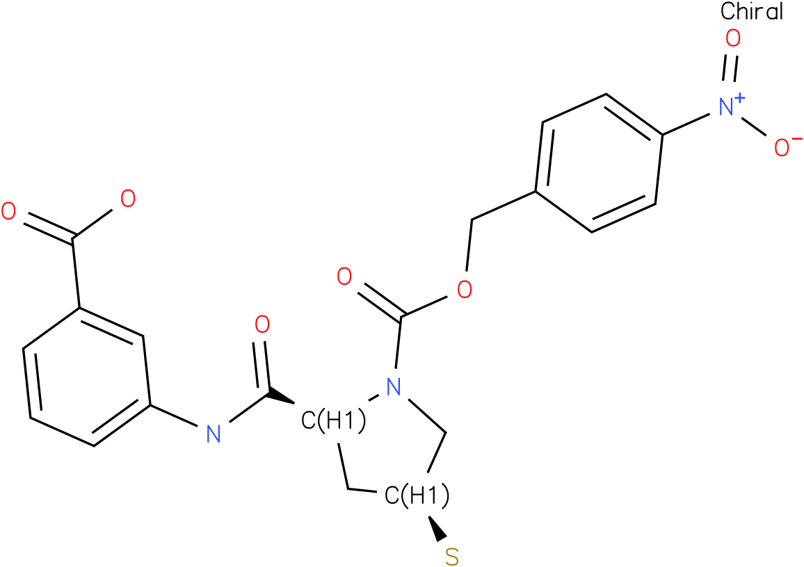 Ertapenem Side Chain