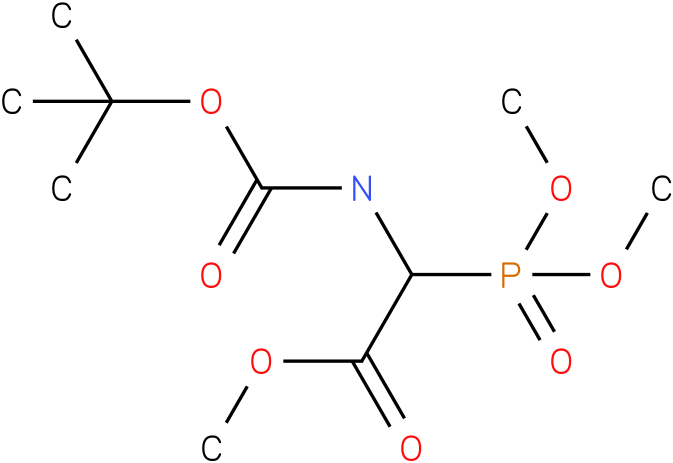 (+/-)-BOC-ALPHA-PHOSPHONOGLYCINE TRIMETHYL ESTER