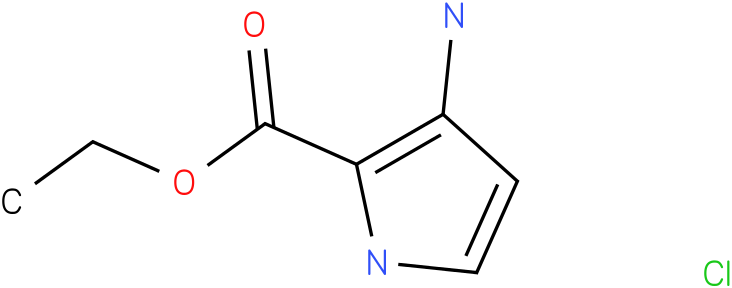 ethyl 3-amino-1H-pyrrole-2-carboxylate