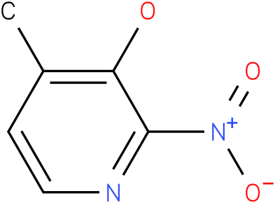 3-hydroxy-4-methyl-2-nitro pyridine