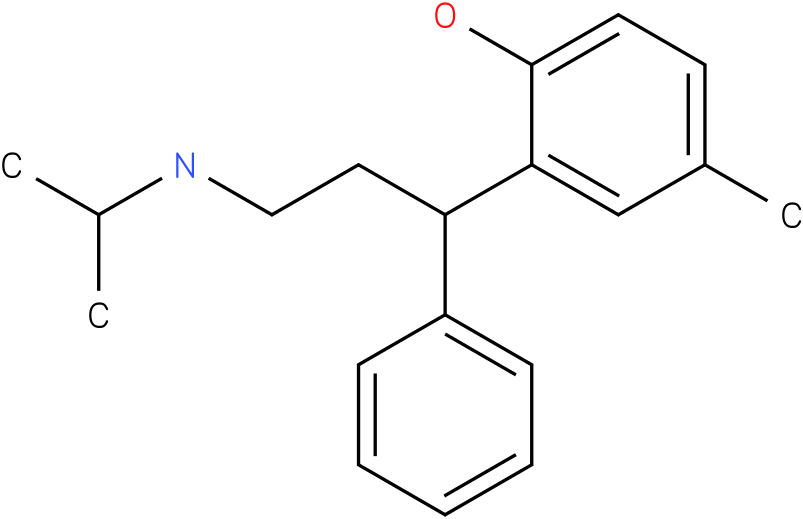 2-[3-(Isopropylamino)-1-phenylpropyl]-4-methylphenol