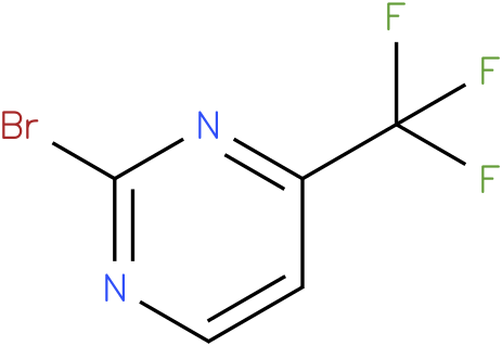 2-BROMO-4-(TRIFLUOROMETHYL)PYRIMIDINE