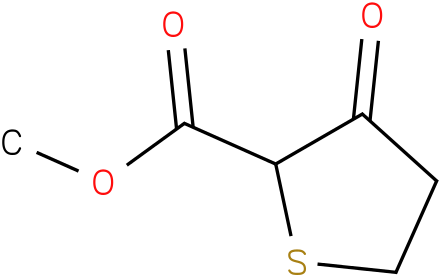 methyl 3-oxotetrahydrothiophene-2-carboxylate