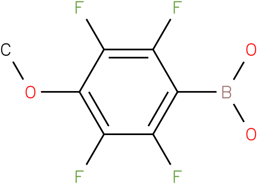 4-METHOXY-2,3,5,6-TETRAFLUOROPHENYLBORONIC ACID