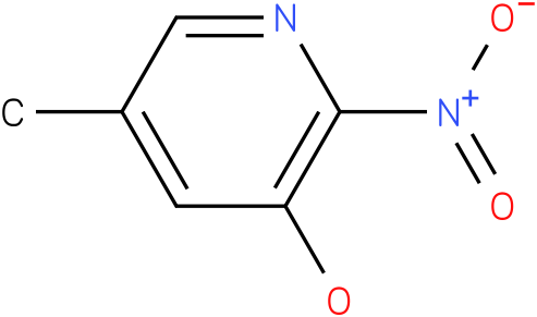 3-Hydroxy-5-methyl-2-nitropyridine