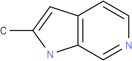 2-METHYL-1H-PYRROLO[2,3-C]PYRIDINE