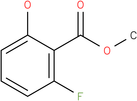 METHYL 2-FLUORO-6-HYDROXYBENZOATE