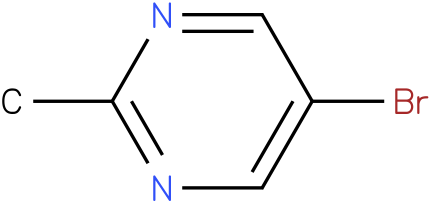 5-Bromo-2-methylpyrimidine