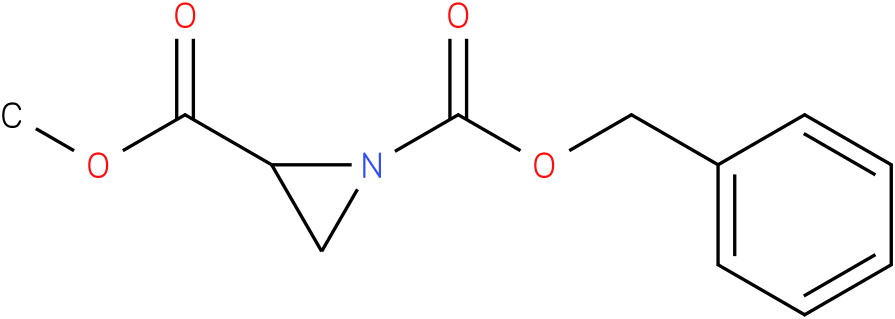 1-BENZYL 2-METHYL (S)-(-)-1,2-AZIRIDINEDICARBOXYLATE