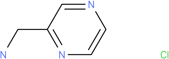 2-(Aminomethyl)pyrazine hydrochloride