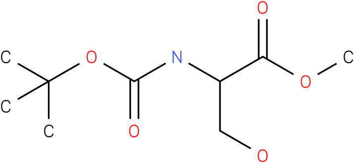 METHYL 2-(TERT-BUTOXYCARBONYLAMINO)-3-HYDROXYPROPANOATE