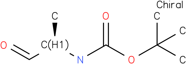 (R)-(1-Methyl-2-oxo-ethyl)-carbamic acid tert-butyl ester
